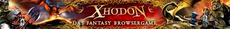 Xhodon, Helden, Macht, Magie