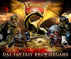 Xhodon  - Das kostenlose Fantasy-Browsergame! Jetzt mitspielen!